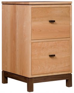 Stickley 2-Drawer File