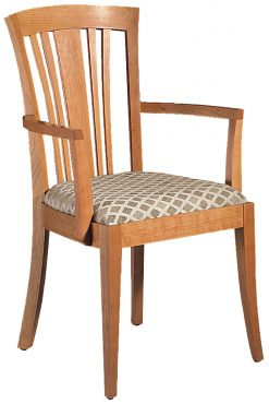Stickley Bayonne Arm Chair
