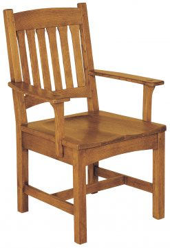 Stickley Cottage Arm Chair