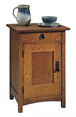 Stickley Cabinet Hinged