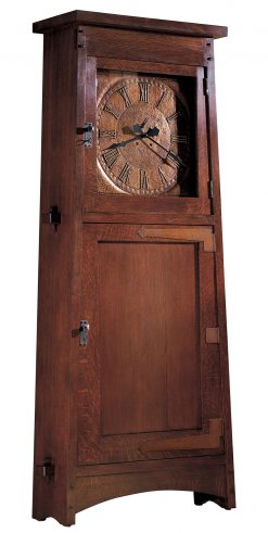 Stickley Asheville Clock