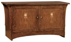 Stickley 50″ Harvey Ellis TV Console