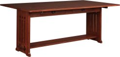 Stickley Flip Top Harvest Table