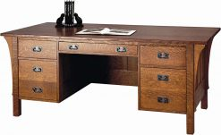Stickley Executive Desk