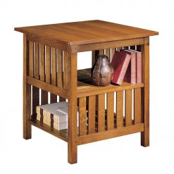 Stickley Book Table