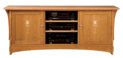 Stickley 68″ Harvey Ellis TV Console