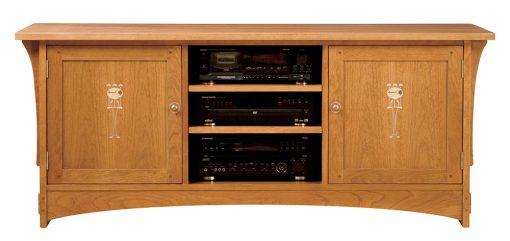 Stickley 68″ Harvey Ellis TV Console