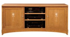 Stickley 62″ Harvey Ellis TV Console