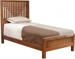 Stickley Twin Willow Bed