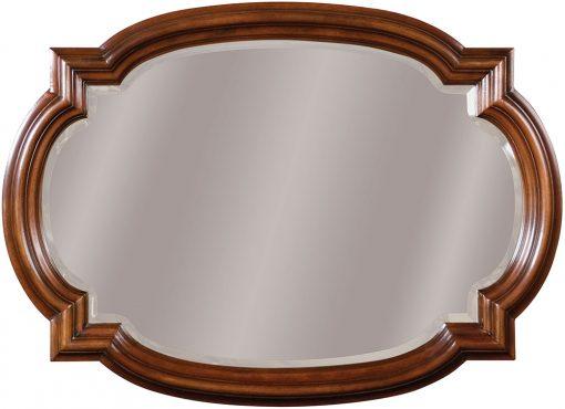 Stickley St. Croix Oval Mirror