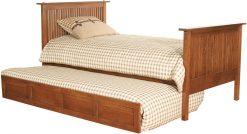 Stickley Trundle Bed Unit