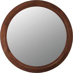 Stickley Hawkins Round Mirror