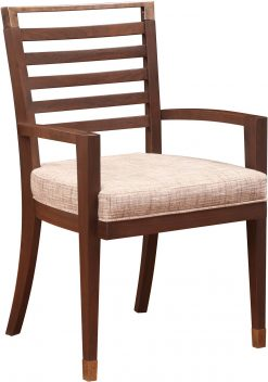Stickley Addison Ladder Back Arm Chair